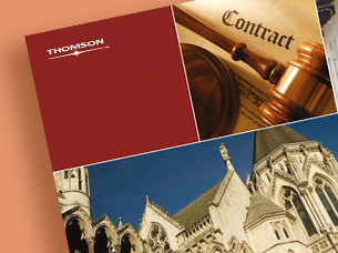thomson business law book cover