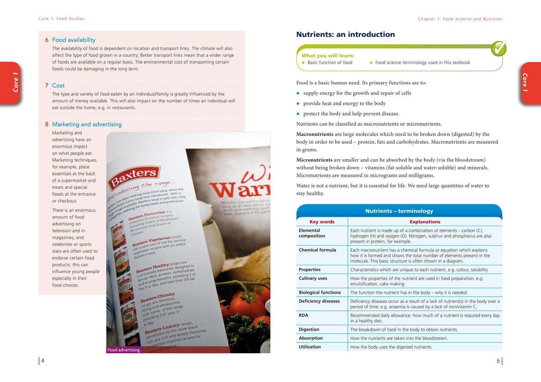 home economics 2 chris bladon design case study edco home economics witney, oxford,Design For Living Home Ec Book